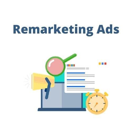 Remarketing Ads Process